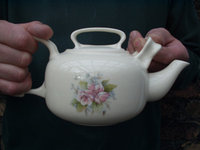 Two Handled Teapots